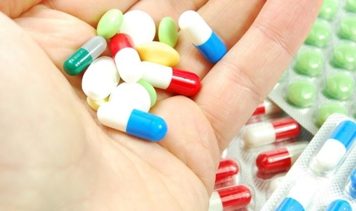 medicação MP